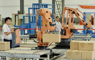 羊城派 | 寻找鹏城工匠!工业机器人技术应用操作竞赛等你来战