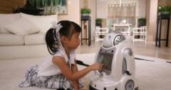 中国服务机器人市场规模 2年后有望超过750亿元